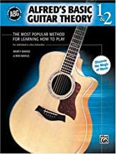 Alfred's Basic Guitar Theory 1 & 2: The Most Popular Method for Learning How to Play (Alfred's Basic Guitar Library)