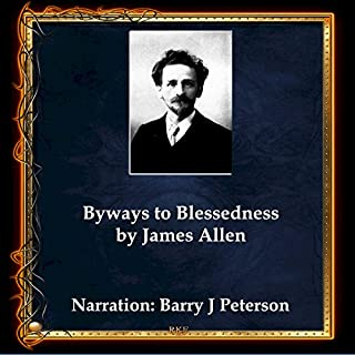 Byways to Blessedness audiobook cover art