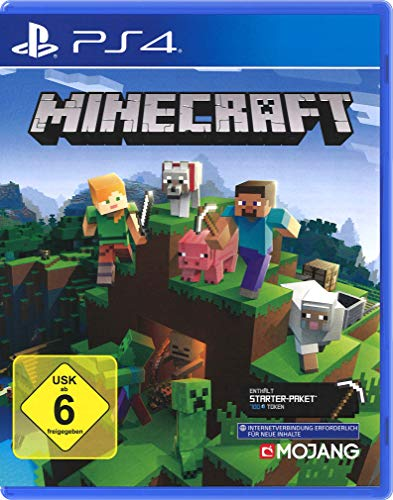 Minecraft - Bedrock [PlayStation 4]