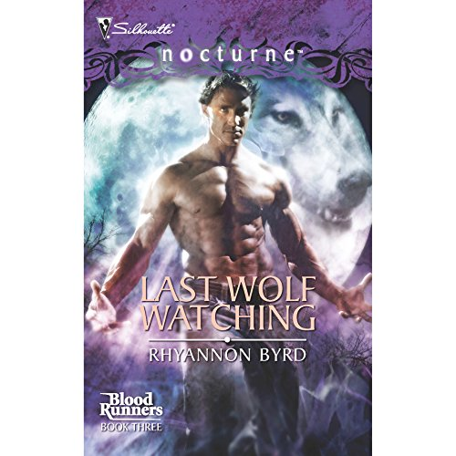 Last Wolf Watching audiobook cover art