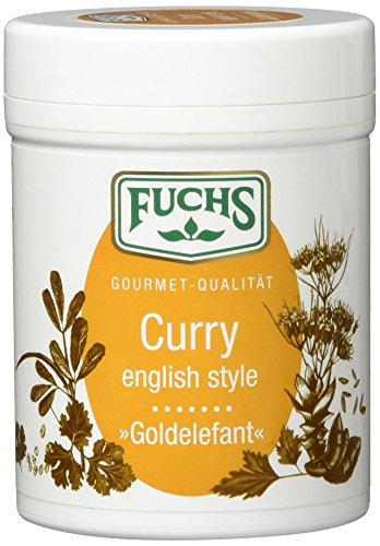 Fuchs Curry english style 'Goldelefant', 60g