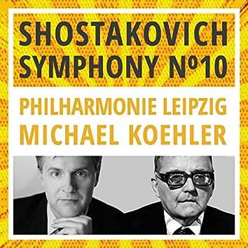Shostakovich: Symphony No. 10, Op. 93 (Live)