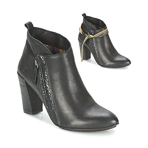Felmini Cassandre Stiefelletten/Boots Damen Schwarz - 40 - Low Boots Shoes