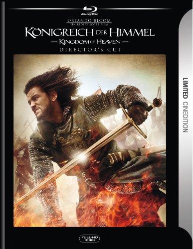 Königreich der Himmel - Limited Cinedition [Blu-ray] [Director's Cut]