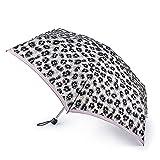 Superslim 2 Paraguas con Estampado de Leopardo