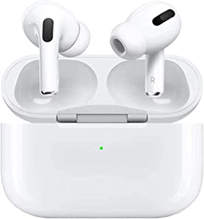 Wireless Earbuds Bluetooth 5.0 Headphones Noise Canceling Fast Charging HiFi Stereo Earbuds in-Ear,for Apple Airpods/Andro...