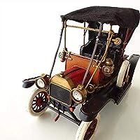 ブリキのおもちゃ 置物 インテリアオブジェ アンティーク レトロ 雑貨 AmericanNostalgia クラシックカー [toy70510]