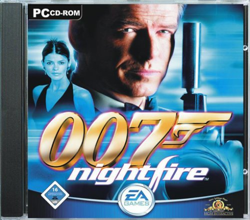 James Bond 007: Nightfire (Software Pyramide)