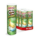 Pringles Sour Cream & Onion   Sourcream Chips   6er Party-Pack (6 x 200g)