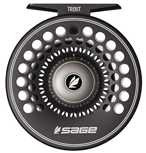 Sage Fly Fishing - Trout 4/5/6 (4-6 WT) Reel - Bronze