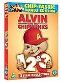Alvin And The Chipmunks 1-3 [Edizione: