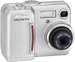 Nikon Coolpix 775 2MP Digital Camera with 3x Optical Zoom