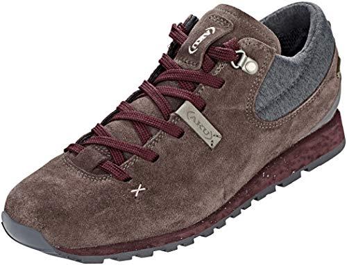 AKU Bellamont Gaia GT Shoes Damen Brown/Violet Schuhgröße UK 5   EU 38 2018 Schuhe