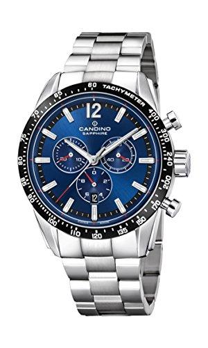 Candino Cronografo Quarzo Orologio da Polso C4682/2