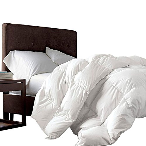 "GrayEagle Bedding Co. All Season Down Alternative Comforter (Super King - 120"" x 98"" - 116 oz Fill)"