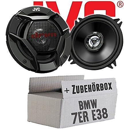 Jvc Cs Dr420 10cm 2 Wege Koax Lautsprecher Einbauset Für Toyota Aygo Just Sound Best Choice For Caraudio Navigation