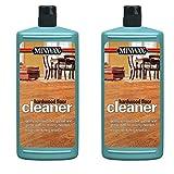 Minwax 621270004 Hardwood Floor Cleaner, 32 ounce - 2 PACK
