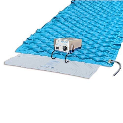 Blue Chip Medical Alternating Pressure Pad with Pump, Adjustable, Hospital Grade AIR PRO Elite