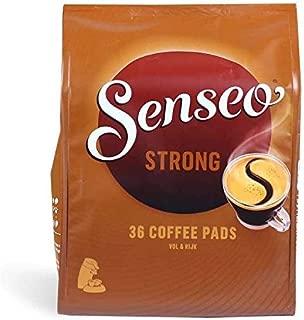 Douwe Egberts, Senseo, 36 Coffee Pods/Pads, Dark / Strong Roast