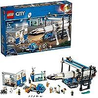 LEGO City Rocket Assembly & Transport 60229 Building Kit (1055-Pieces)