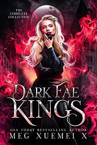 Dark Fae Kings Complete Series: a shifter Fae fantasy romance (English Edition)