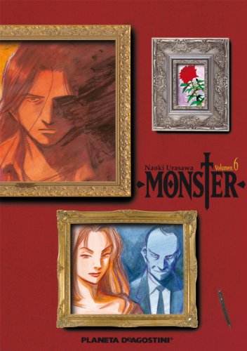 Monster Kanzenban nº 06/09 (Manga Seinen)