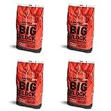 Kamado Joe All Natural Big Block Argentinian XL Premium Charcoal, 20 Lb (4 Pack)