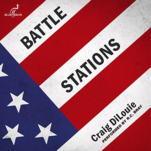 Battle Stations: A Novel of the Pacific War audiobook cover art