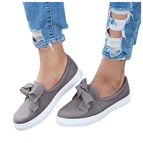 BIBOKAOKE Segelschuhe Damen Schuhe...
