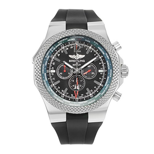 Breitling Bentley GMT a47362s4/B919–222s