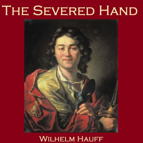 The Severed Hand cover art