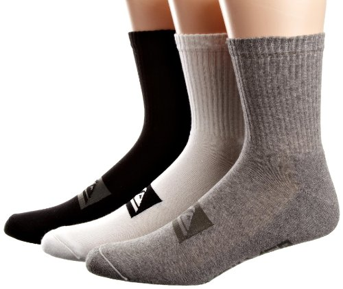 Quiksilver Jungen Socken Flux Pack, assorted, S, KMBSX021-