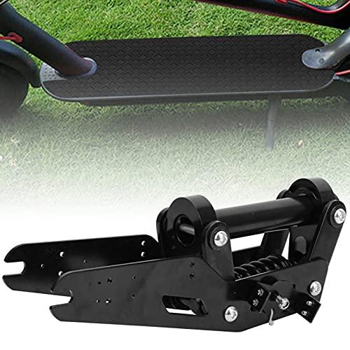 Kit de absorción de Impactos de Tubo Modificado de Metal, Accesorio de Soporte de suspensión Delantera para Scooter eléctrico M365, Negro - suspensión Delantera de Scooter