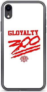 RobertsShop Chief Keef/GLOGANG/ 300 / 3HUNNA Case Cover Compatible for iPhone (XR)