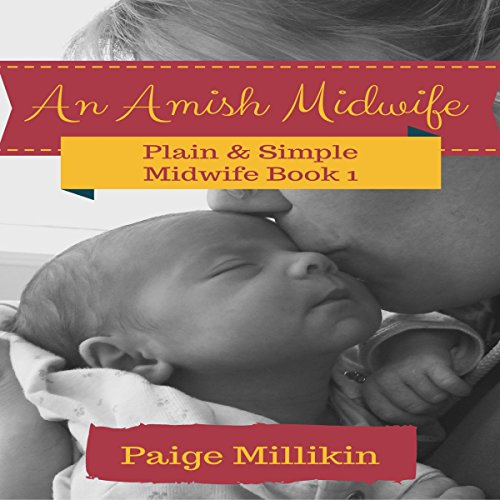 An Amish Midwife audiobook cover art