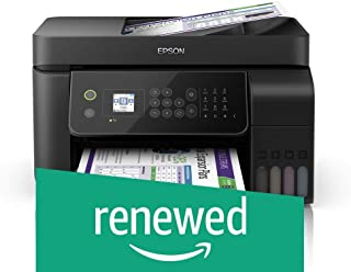 (Renewed) Epson L5190 Wi-Fi All-in-One Ink Tank Printer