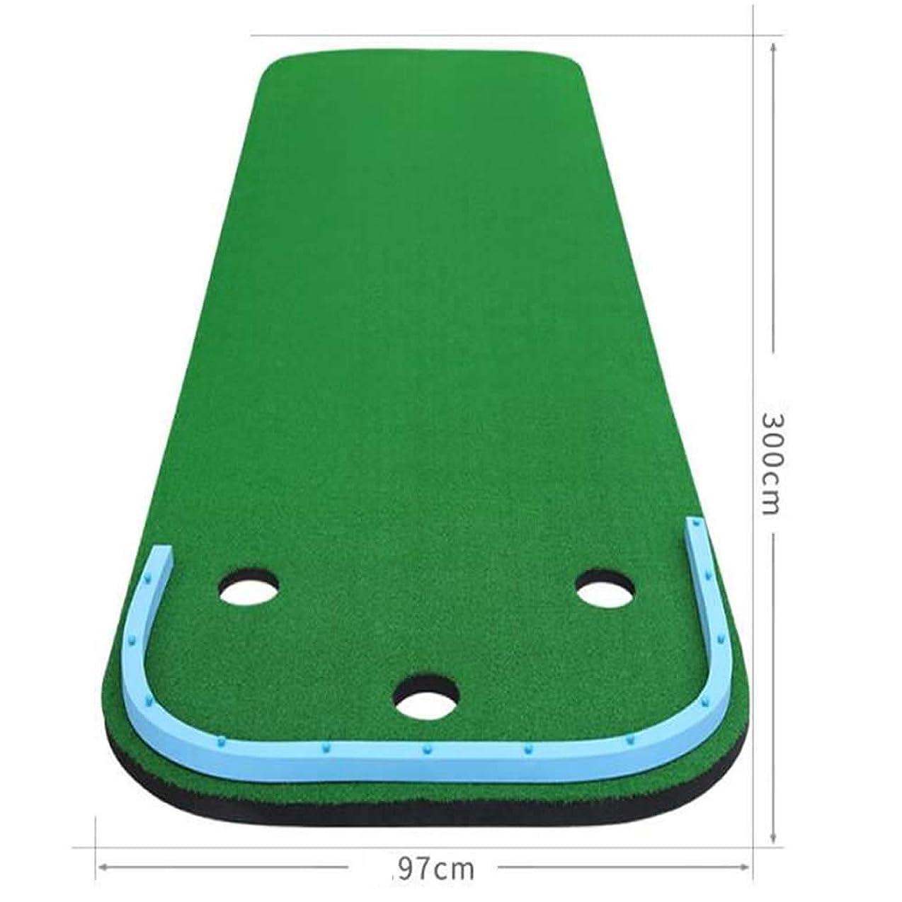 ツーリスト学校論理的に1stモール ゴルフ用 パター 練習マット Bタイプ パッティングフィールド 上達 収納 スコアアップ ST-GL-012-B