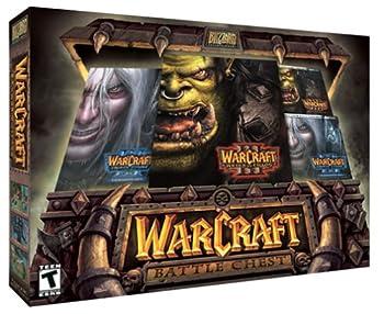Warcraft III Battle Chest - PC/Mac