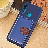 Ebogor pour Huawei Nove 4 Portefeuille Portefeuille, modèle Litchi TPU Coque de Protection avec la...