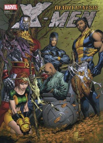 X-MEN:デッドリー・ジェネシス (MARVEL)の詳細を見る
