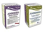 Lote Ansiomed 45 Cápsulas + Ansiomed Mente Positiva 15 Cápsulas (Regalo)