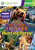 Cabela's Big Game Hunter: Hunting Party - Xbox 360 Video GAME ONLY -76584206 XB360