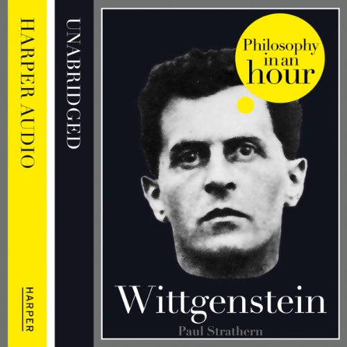 Couverture de Wittgenstein: Philosophy in an Hour