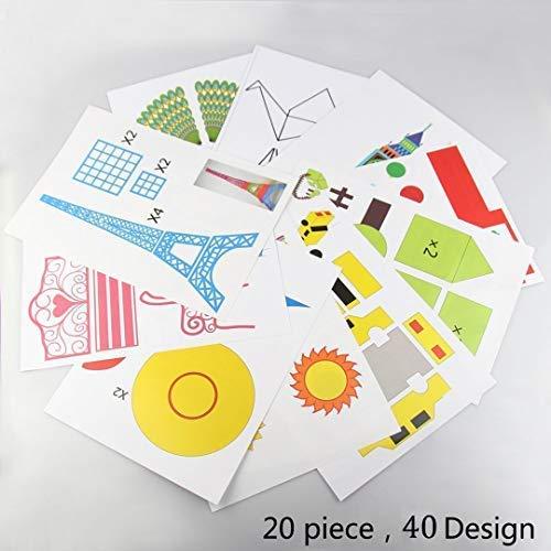 3D stift Vorlage,DOLYUU 3D Druckstift Vorlage, 3D pen Vorlage, 3D...