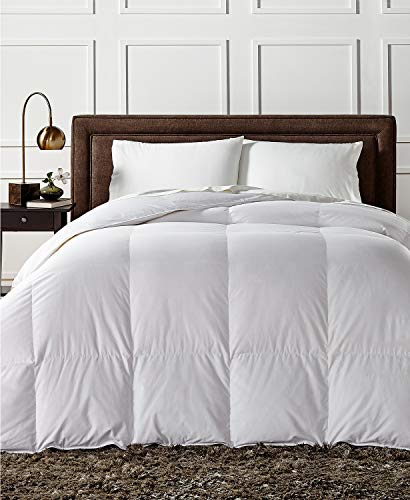 Charter Club European White Down Heavy Weight Twin Comforter New Model