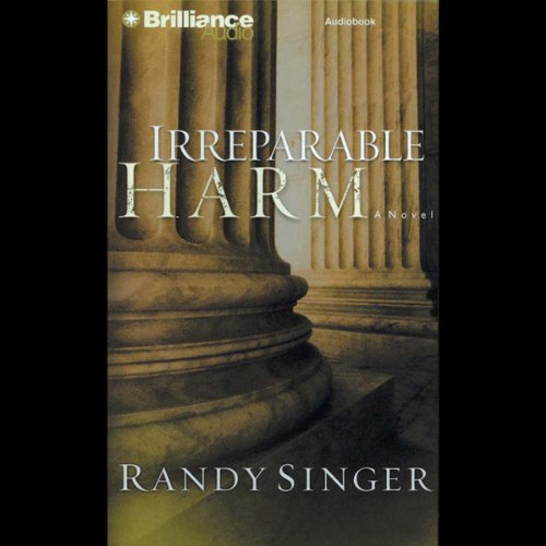 Irreparable Harm audiobook cover art