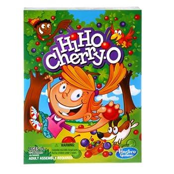 HiHo! Cherry-O Game