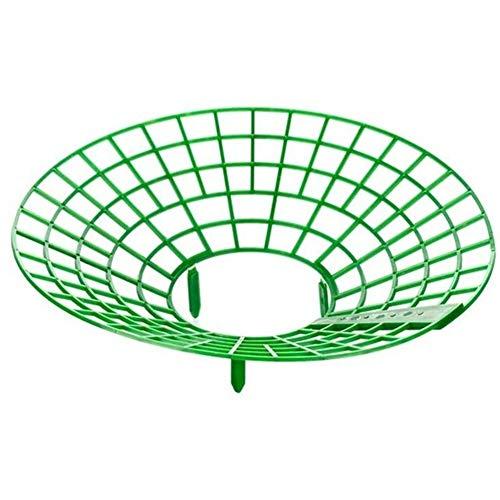 MINGMIN-DZ Dauerhaft 10PCS Erdbeere Ständer Feld-Halter Balkon Bepflanzung Rack-Obst Unterstützung Pflanze Blume Kletterpflanze Säule Garten Ständer