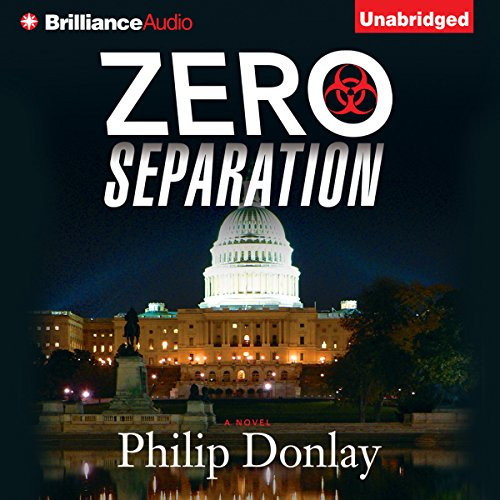 Zero Separation audiobook cover art