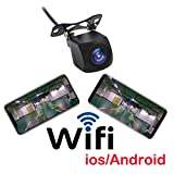 HD WiFi Wireless car View Camera/Backup Camera for Android/ISO iPhone System